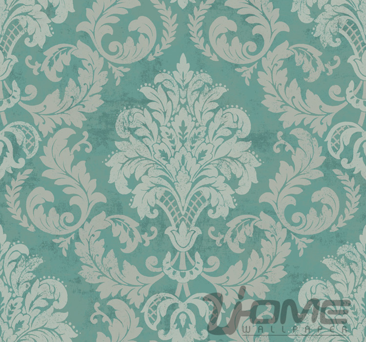 Wholesale uhome new modern luxury paper moisture resistant for Cheap contemporary wallpaper