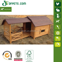 DFPETS DFD3012 Large Wooden Dog Cage For Sale
