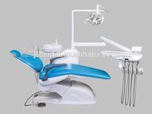 Equipo dental unidad, china suministro dental, montado en la parte superior de la silla dental