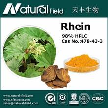 60days money back guarantee herb medicine extract rhein