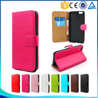 leather phone case for iphone 6, wallet phone case, for iphone 6 phone case