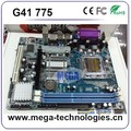 G41 placa base ddr2 placa base de escritorio 533/667mhz lag 775 placa base intel