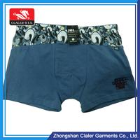 Anti-Bacterial/Quick Dry boxer briefs,unchangeable 100% cotton underwear mens briefs