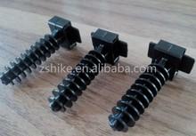 Plastic Fastener Nylon Wire Mount Nylon Cable Tie Holders