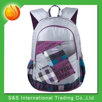 MOQ 20pcs best selling soft folding waterproof multifunction backpack
