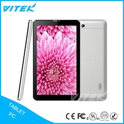 Best Selling 7 inch 2G GSM Cheapest Tablet PC With SIM Slot