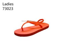 Solid fashion comfortable beach slippers flip flops straw sandals