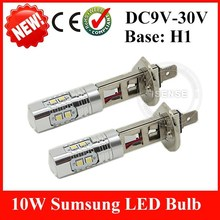car auto bulb H1 10W SAMSUNG LED FOG LIGHT mini cooper