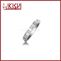 platinum ring price in india Genuine 925 Sterling Silver Ring , Lateset Design Wholesale Silver Jewelry