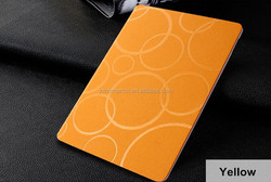 Wholesale tablet accessories leather tablet cover for ipad air, flip case for ipad mini 1 2 3 tablet case with stand function