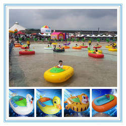 Amusement park adult electric bumper boat in the lake,used bumper boats for sale