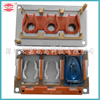 LED blister sealing mould for high frequency packaging
