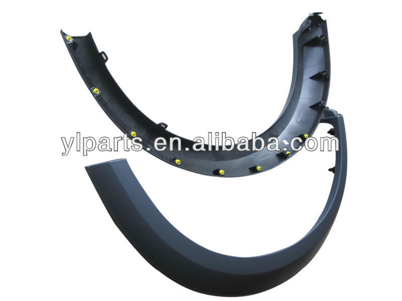 Car Fender Flares Auto Wheel Arch For Discovery 3 4