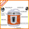 Guangdong factory stainless steel inner pot pressure rice cooker