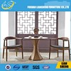 Fashional & Modern Design -- Ash Wood Dining Chair with Soft Mat