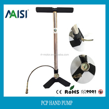 Hunting airgun pcp hand pump inflator pcp