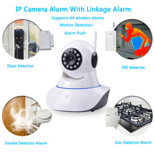Network Home Wireless Camera Alarm For Home or Store