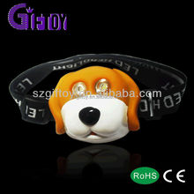 Cute Puppy headlamp for Party