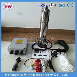 stainless steel submersible centrifugal pump submersible solar water pump