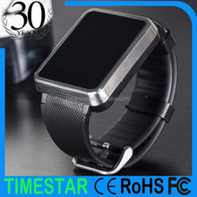 China SmartWatch F1 Waterproof Sync Call SMS Facebook Pedometer Sleep Monitor Camera MP3 MP4 Play Anti lost For IPhone Android