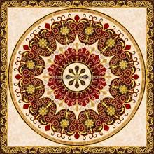 crystal polished porcelain floor tile which morden fashion designs for lobby