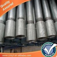 Manufactured Galvanized underground electrical conduit pipe