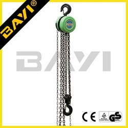 3 ton hoist hook stainless steel chain block price