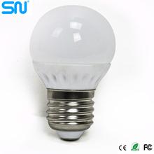 Low power consumption 3W 5W 7W 9W 12W LED Bulb Smart with CE RoHS certification