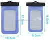 Promotion gift Case universal PVC mobile cover Waterproof
