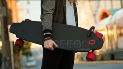 2016 Hot Selling Longboard skateboard electric motor Outdoor Sport Skateboard with good price from Vceego