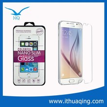 Cell phone accessories Anti Scratch Screen Protectors for Samsung S6