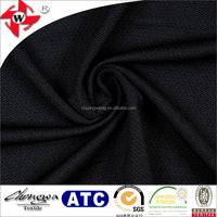 Chuangwei Texile 4 way stretch 93%nylon 7%spandex weft jacquard mesh fabric for shirt