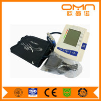 CE marked fully automatic digital blood pressure measuring instrument