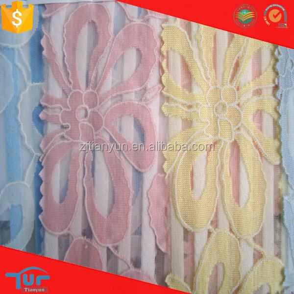 Exportateur de tissu de nylon local