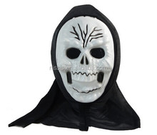 Custom made scary masks for party halloween horror skull mask,amazing scrazy masquerade halloween mask