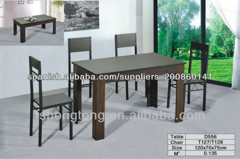 Mesa asia laqueada comedor cuadrada moderna madera mesa de for Mesa cuadrada moderna