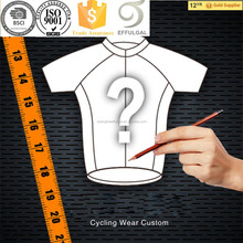 OEM & ODM SERVICE factory supply design cycling jersey according to your requirements