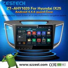 NEW HOT SELL car Accessories for Hyundai Android 4.4.4 up to 5.1 OBDII 1.6GHz MCU 3G WiFI
