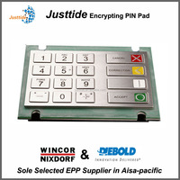 High Quality ATM Keyboard, ATM EPP, Wincor and Diebold EPP