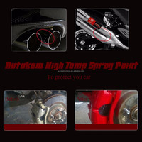 automotive and industrial high temperature spray paint high heat resistant spray paint up to 1000 degrees