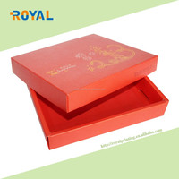 custom two piece paper gift box/ lid and base gift box/ two piece lid and bottom gift box wholesale