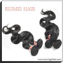 Completely Tangle Free Throughous 18 20 22 24 Inch 100% Virgin Human Natural Raw Guangzhou Mongolian Hair