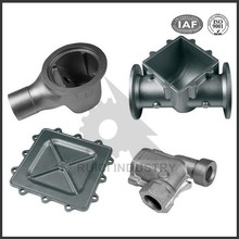 Custom gg15 gg20 spherical graphite cast iron parts