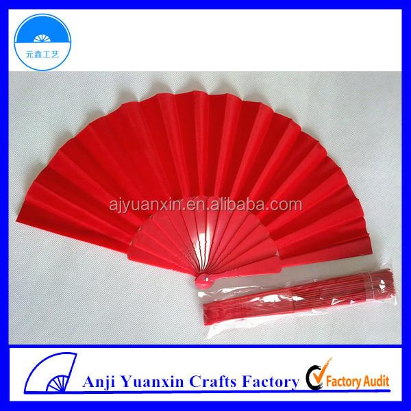 Item de presente de plástico mão Fan fantasia produtos plásticos