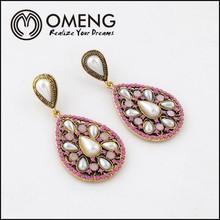 Factory Supply Earrings Jewelry, Stainless Steel Earring, Latest Fashion Earring