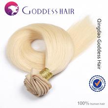 2014 new charming human virgin hair extensions 24 inch 220g