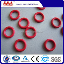 High quality different size o-ring shapes / oval o ring / flat rubber o ring