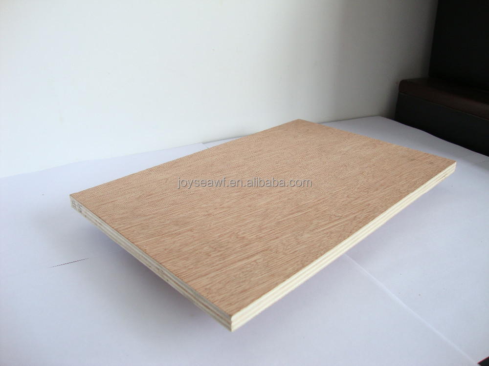 Best quality commercial plywood different types of