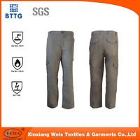 EN11612 Proban treated reflective tape work pants