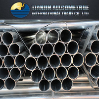 Steel pipe 1.5'' galvanized fence posts